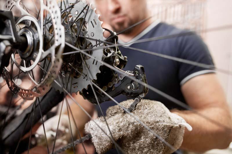 Taller de bicicletas en madrid